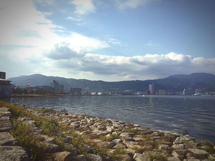 Lakeside Lake Biwa 琵琶湖 Ōtsu-shi