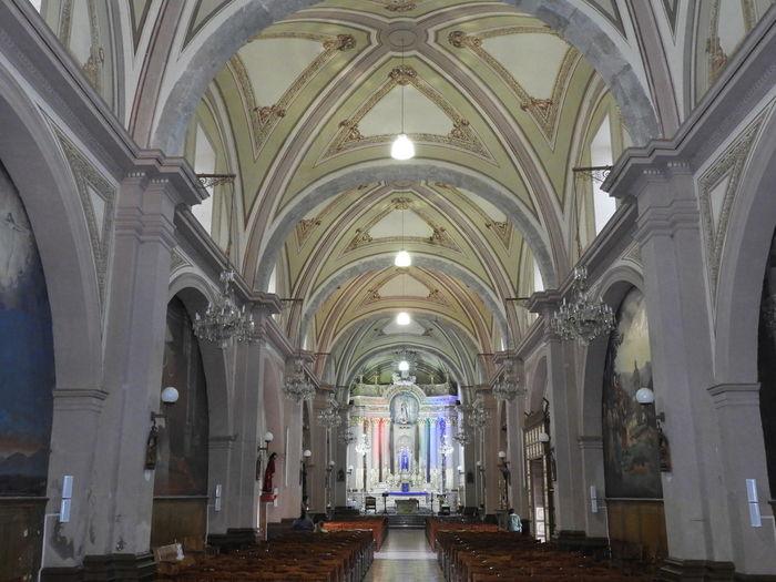 Church Arch Architectural Column Architecture Church Architecture Iglesia Iglesia Católica  Indoors
