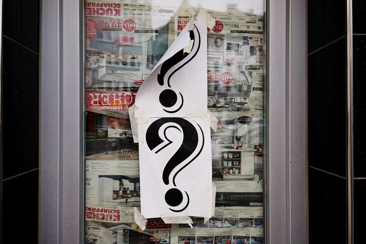 Question Mark Communication No People Text Sign Number Entrance Security Glass - Material Safety Door Close-up Information Information Sign Store Lock Architecture Day Script