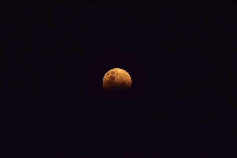 Beouty Red moon |¦| 31/01/2018 Moon Redmoon Bloodmoon Night Nightphotography Anyer