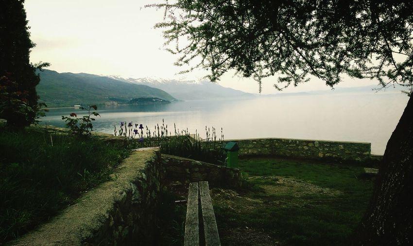 Taking Photos Macedonia Ohrid Enjoying Life