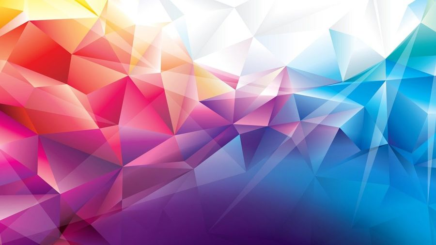 Backgrounds Colored Background Futuristic Geometric Shape Multi Colored Pattern Science Triangle Shape Vibrant Color First Eyeem Photo