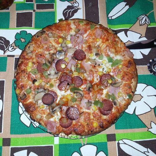 Di tutto e di più sulla big american... Bigamerican Pizza Food Gnam instafood instagram americanfood