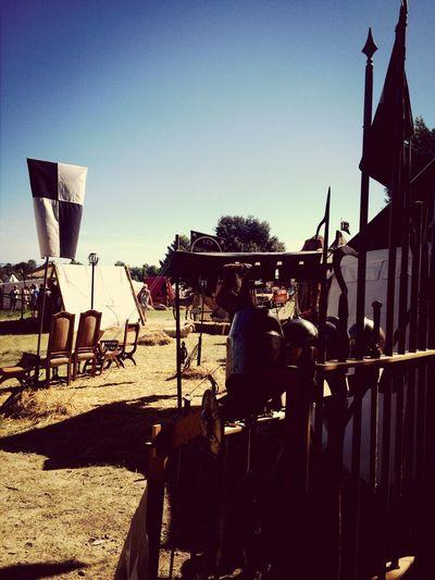 Backtothefuture MedievalTimes Knights History First Eyeem Photo