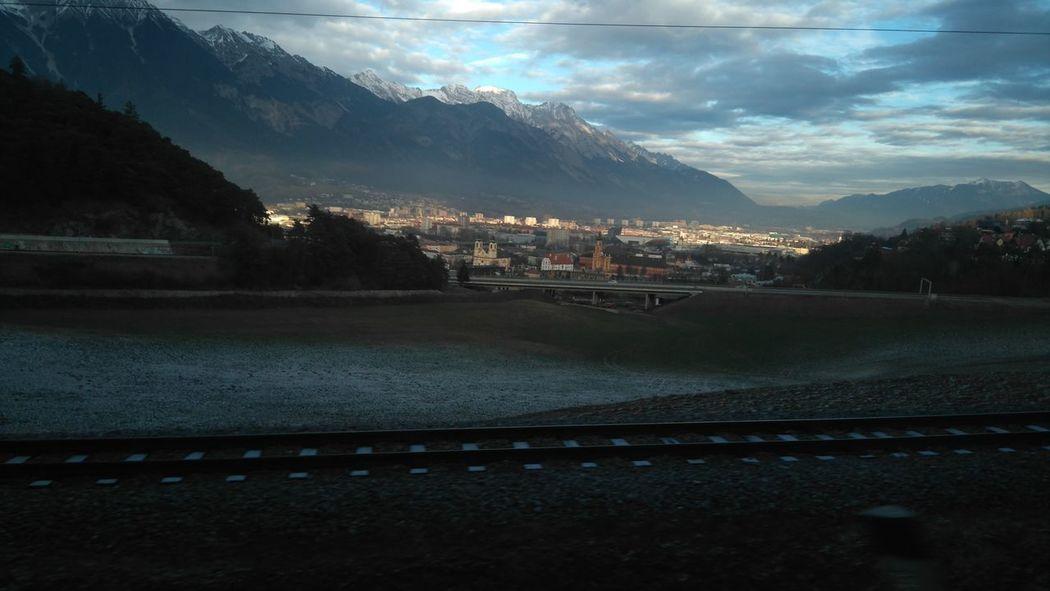 Ohnefilter Innsbruck Grenzenlos Berge Schnee Hope And Dream am liebsten errinnere ich mich an die zukunft :)