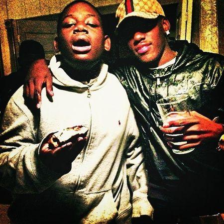 Me & Bro God both ots