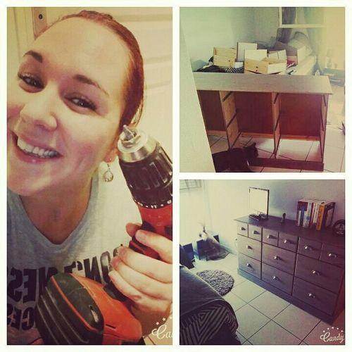 🔨Miss Brico Today !! 🔩 Photooftheday Missbrico Wonderwoman Bricolage Lagaleredumeuble Homesweethome Room Decor Homedecor Homedesign Lovemyhome