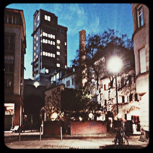 Dusk Innenstadt