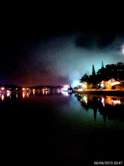 Dalat Hoxuanhuong Xuanwu Lake Hồ Xuân Hương Night Night Lights Night View Night Photography Lake View Urbanphotography