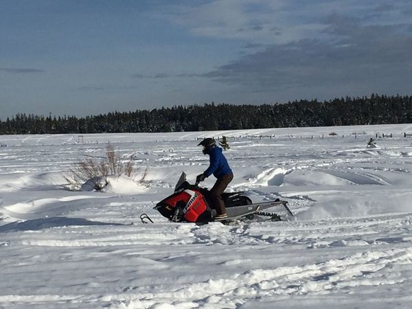 Snowmobile Snow Winter Snowmobiling
