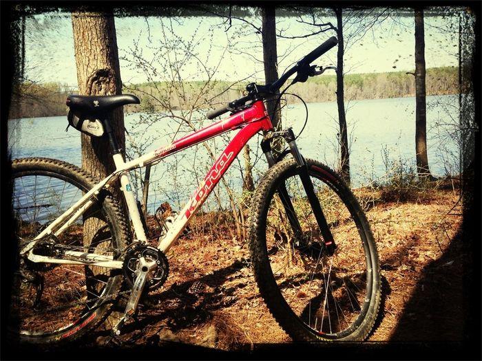 Hittin The Trails