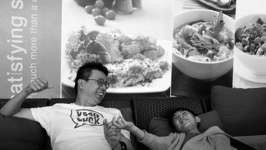 People Togetherness Fatherandson Fatherandsonmoments Father & Son Family With One Child Family Time Familyday Huaweiphotography Monochrome _ Collection Photography Lifestyles Monochrome Monochrome Photography Monochrome_life Huawei P9 Leica HuaweiP9