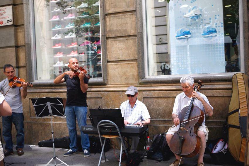 EEA3-madrid The Global EyeEm Adventure Madrid The Street Photographer - 2015 EyeEm Awards Street Musicians Awesome Music