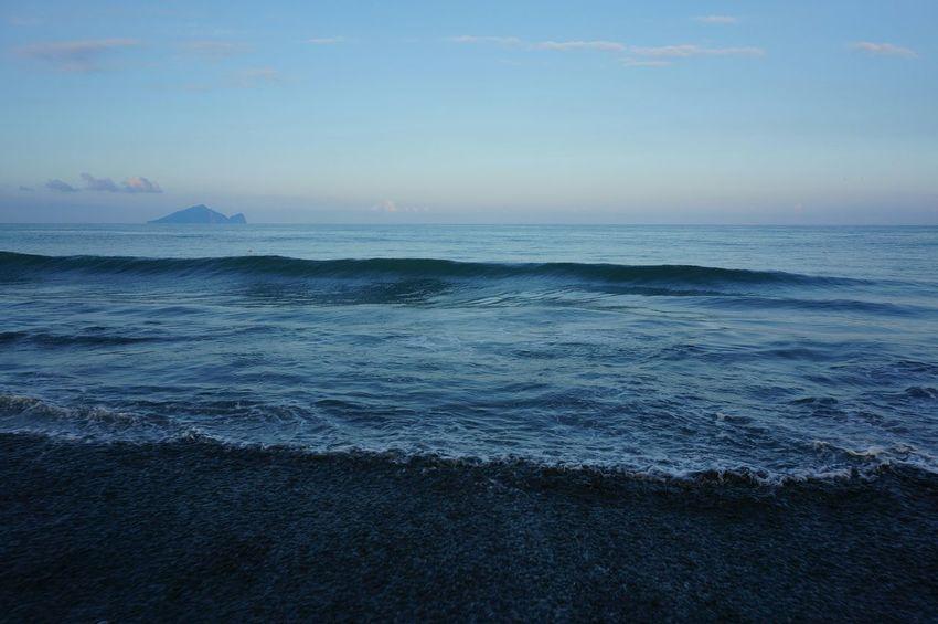 Enjoying Life Pacific Ocean Yilan Hello World Diary