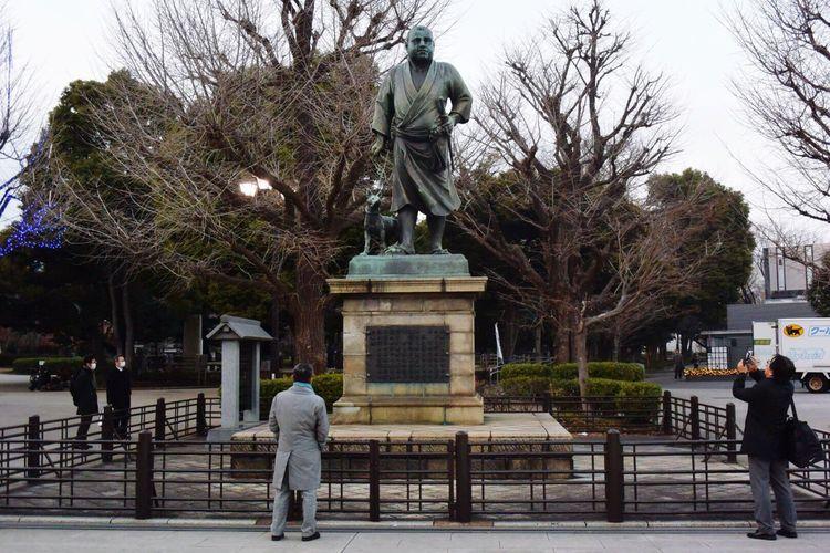 上野公園 Japan People Tokyo Days