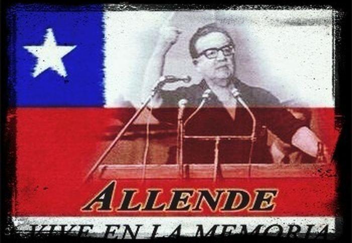 Chile 11setembre Memorial <3 Ahora y Siempre mi querido Presidente