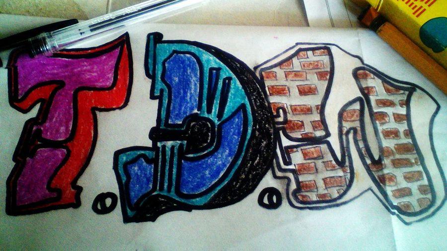 When boredom hits me. This what I can make.😁 First Eyeem Photo Boredomekills Graffiti Followme