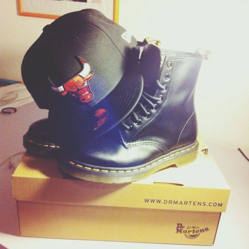 Hbd To Me  Chicago Bulls Drmartens