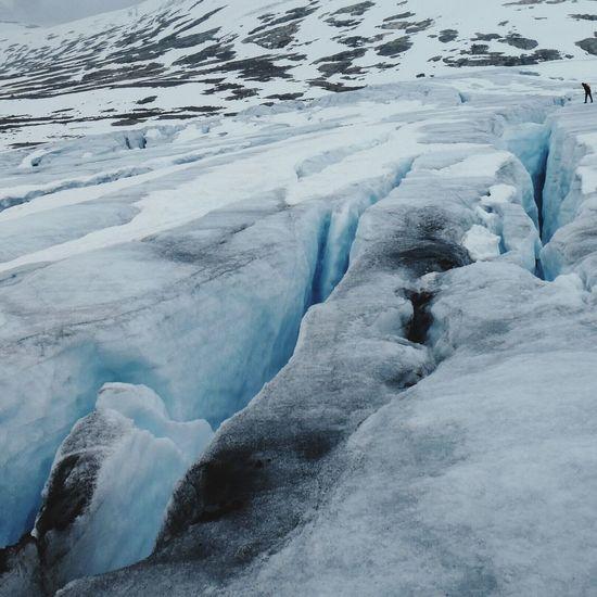 Glacier Norwegian Nature