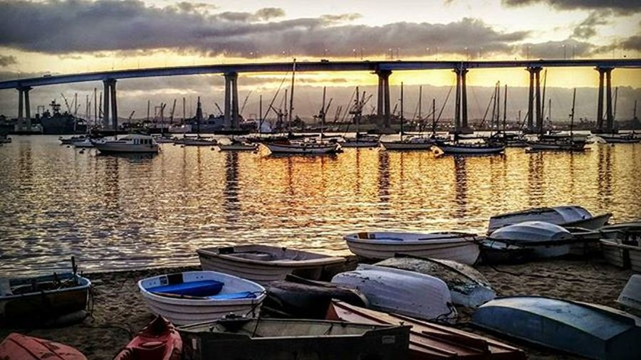 Coronadobridge , Coronado , Sunrise , Earlymorning  , Samsungmobileusa