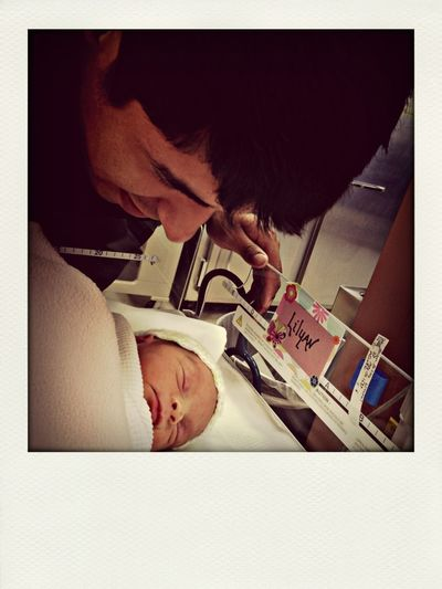 Mexie uncle loves you Lilyan! :)