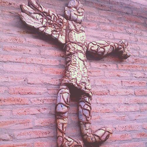 El crucificado Instachile MrJack Patiobellavista