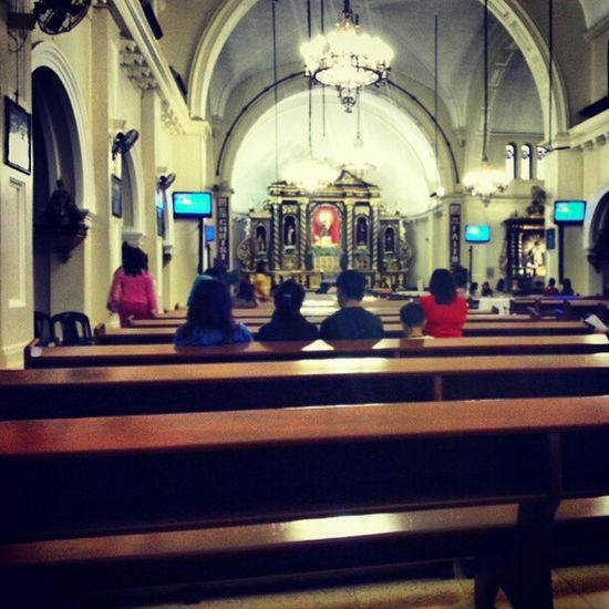 Sunday Bday Mass