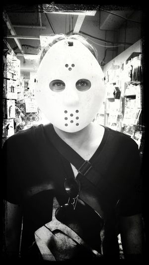 Jack from Friday 13th Check This Out Taking Photos Shopping Funny Moments