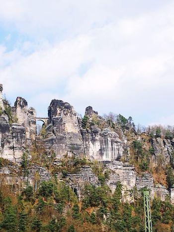 Bastei Sächsische Schweiz Outdoors History