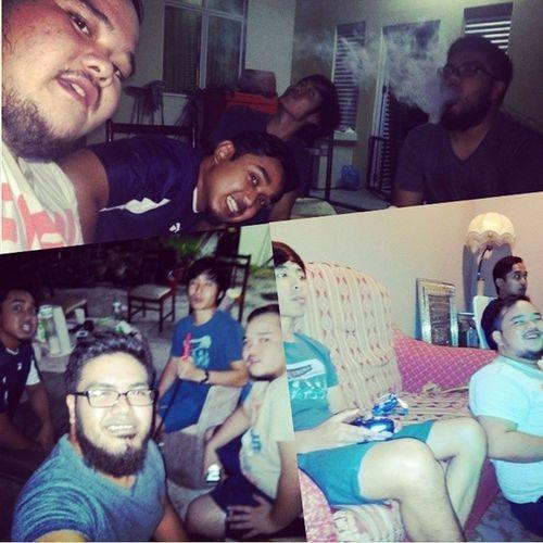 Boys night out PS4 Fifa2k15 Shishanight