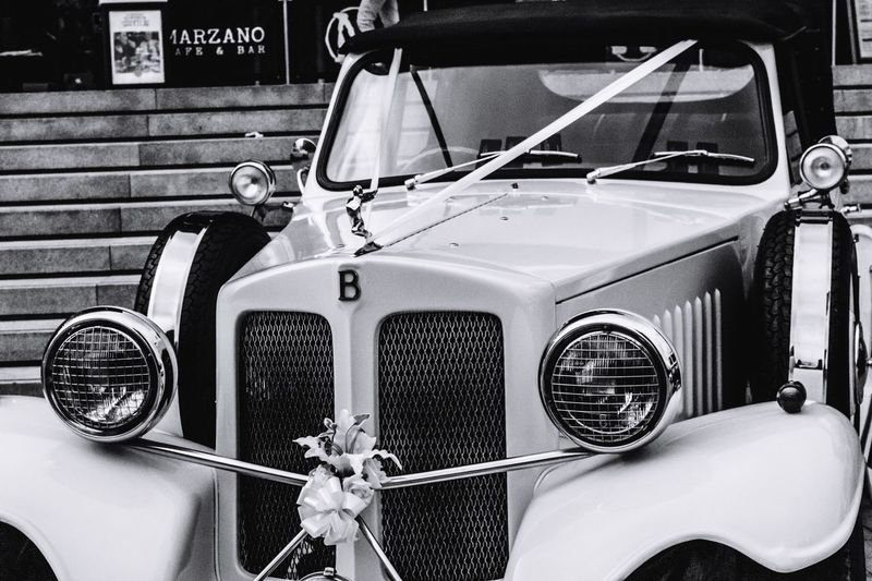 Black And White Photography Vintage Cars Texture Photo Editing Wedding Wedding Car Wedding Fair Taking Photos Black And White Vs Color Focus Wedding Inspiration Norwichcity Shadows Black And White Shot Love ♥ Weddingstory Vintage Moments Weddings Vintage Style Vintage Bentley EyeEm Best Shots