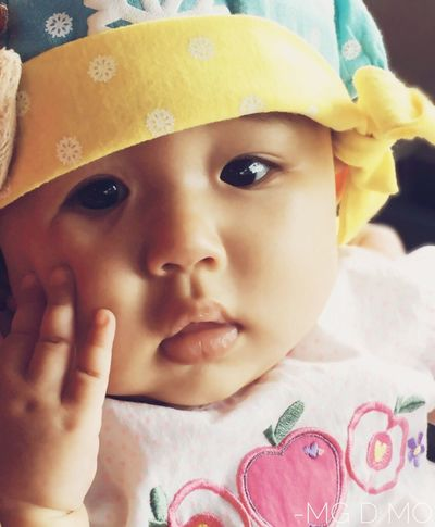 Baby's Day Out Babygirl EyeEm Gallery Eye4photography  EyeEm Best Shots Selfie ♥ Asian Baby  5 Months Old Showcase March Vintage