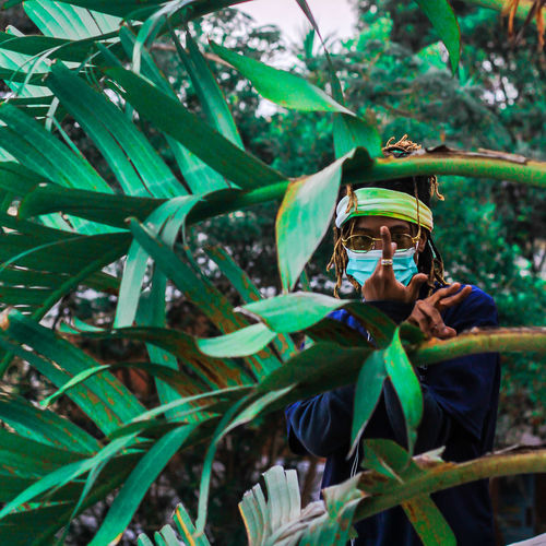The Wilderness, by IamKingPvnda African Durban South Africa Nature Nature Photography SouthAfrican Woodstock Arts Culture And Entertainment Day Fashion Photography Front View Green Color Headshot Leisure Activity Nature_collection Naturelovers Onewithnature Outdoors Photography Plant Portrait Realismtattoo Themed Photoshoot Wild Wilderness Young Adult