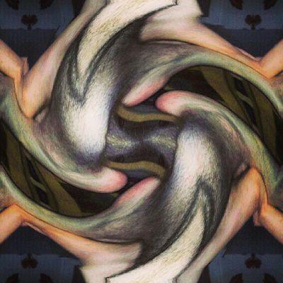Weird Rotationalsymmetry Swirl Swirly