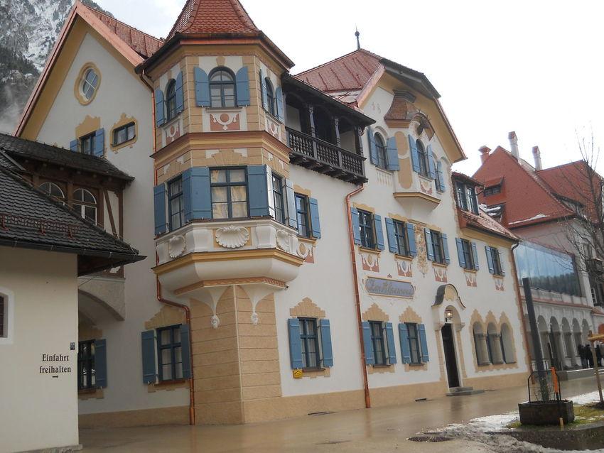 Füssen, Bayern, Deutschland Füssengermany Füssen, Germany Architecture Building Exterior Built Structure