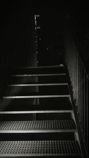 way out door