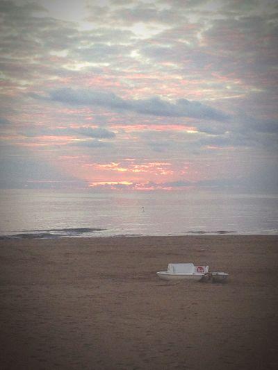 Sunset Love Sea
