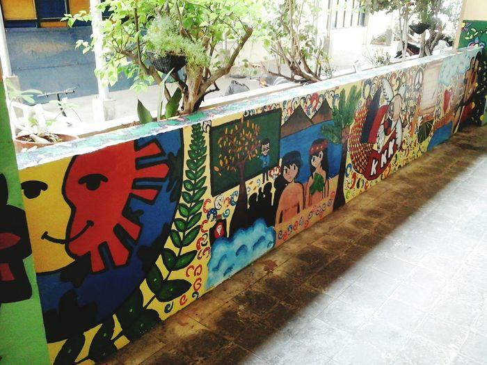 Here Belongs To Me Philippines No Vandals Productivestudents Creative Art Muralsart Youth