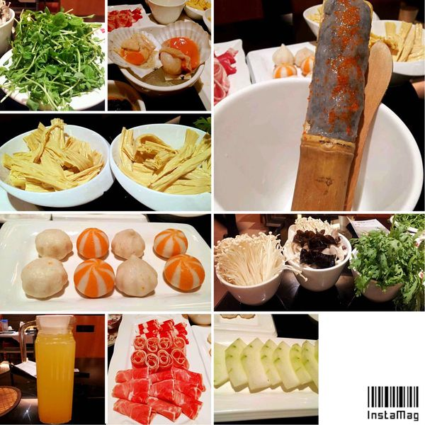 🍲🍲 Today's Hot Look 火锅 Hotpot Hot Pot Withmyfriend With My Friend Relaxing Enjoying Life Life Dinner