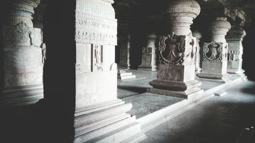 EyeEm Selects Architectural Column Architecture Built Structure
