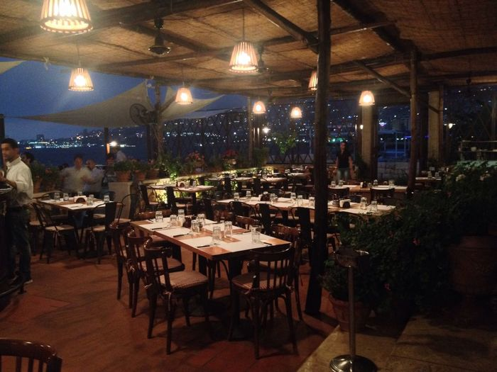 Restaurant On The Bay Of Jounieh Jounieh Enjoying Life Check This Out Leisure Activity Overlooking A Historic Harbor Waterfront Lazy Evening
