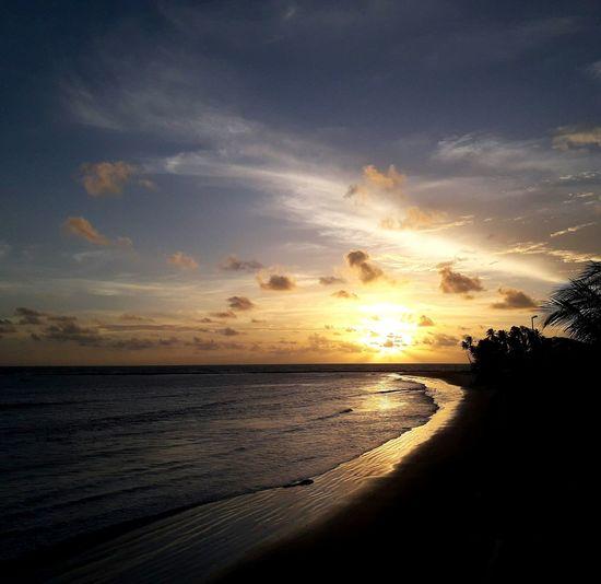 Brasil Baía Da Traição Sea Beach Nature Landscape