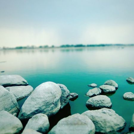 Rockyshore Lake View Camera Cool Weather