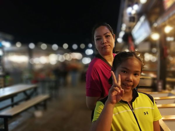 Night Market In Thailand StreetFoodMarket The Portraitist - 2017 EyeEm Awards