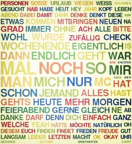 Words Worte Text