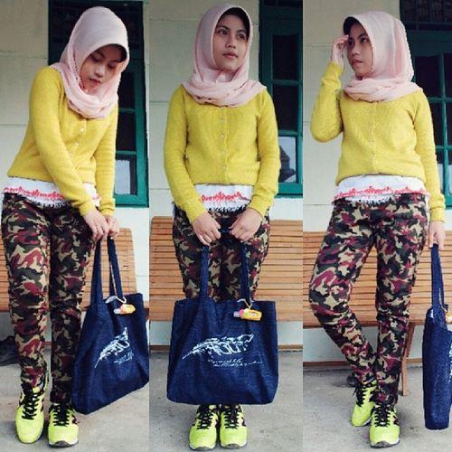 Auw Auwek Cikidaw DAW :D Keep calm wear hijab