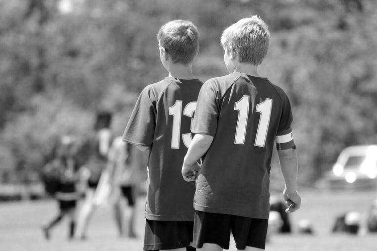 Friends soccer tournament