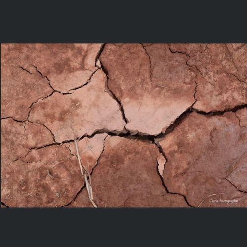 Nature Beautiful Close-up Cracks