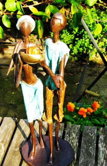 Statuettes Art