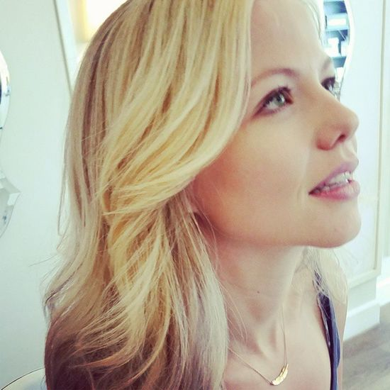 @officialtamminsursok you are the bomb being THE BLONDE. Can't wait to see you soon. Blonde Blondehairdontcare JulieSursok PrettyLittleLiars BlowOut Hair JennaMarshall officialtamminsursok